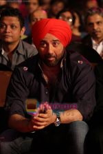 Sunny Deol at 6th Apsara Film and Television Producers Guild Awards in BKC, Mumbai on 11th Jan 2011 (107).JPG