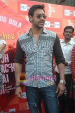 Ajay Devgan at Dil to Baccha Hai Ji kite flying event in Big FM, Andheri on 12th Jan 2011 (10).JPG