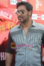 Ajay Devgan at Dil to Baccha Hai Ji kite flying event in Big FM, Andheri on 12th Jan 2011 (9).JPG