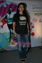 Juhi Chawla at Standard Chartered Mumbai Marathon event in Mumbai on 12th Jan 2011 (5).JPG
