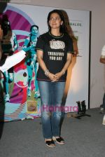 Juhi Chawla at Standard Chartered Mumbai Marathon event in Mumbai on 12th Jan 2011 (9).JPG