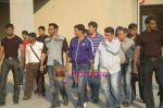 Kumar Mangat Pathak, Ajay Devgan, Madhur Bhandarkar at Dil to Baccha Hai Ji kite flying event in Big FM, Andheri on 12th Jan 2011.JPG