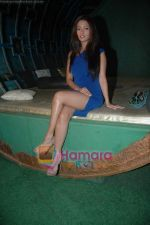 Riya Sen at Tere Mere Phere film launch in Dockyard on 12th Jan 2011 (4).JPG