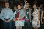 Sasha Goradia, Jagrat Desai, Deepa Sahi at Tere Mere Phere film launch in Dockyard on 12th Jan 2011 (3).JPG