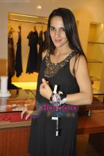 Tara Sharma at Toywatch preview in Aza, Mumbai on 12th Jan 2011 (14).JPG