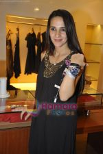 Tara Sharma at Toywatch preview in Aza, Mumbai on 12th Jan 2011 (15).JPG