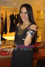 Tara Sharma at Toywatch preview in Aza, Mumbai on 12th Jan 2011 (16).JPG
