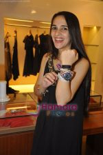 Tara Sharma at Toywatch preview in Aza, Mumbai on 12th Jan 2011 (20).JPG