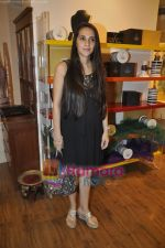 Tara Sharma at Toywatch preview in Aza, Mumbai on 12th Jan 2011 (5).JPG