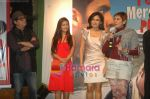 Vinay Pathak, Riya Sen, Sasha Goradia, Deepa Sahi at Tere Mere Phere film launch in Dockyard on 12th Jan 2011 (48).JPG