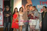Vinay Pathak, Riya Sen, Sasha Goradia, Jagrat Desai, Deepa Sahi, Anup Jalota at Tere Mere Phere film launch in Dockyard on 12th Jan 2011 (49).JPG