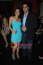 Amisha Patel at Ashmit Patel_s birthday bash in Veda on 13th Jan 2011 (12).JPG