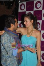 Amisha Patel at Ashmit Patel_s birthday bash in Veda on 13th Jan 2011 (138).JPG