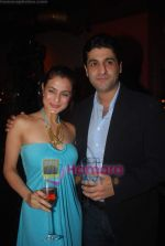 Amisha Patel at Ashmit Patel_s birthday bash in Veda on 13th Jan 2011 (15).JPG