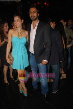 Amisha Patel, Ashmit Patel at Ashmit Patel_s birthday bash in Veda on 13th Jan 2011 (8).JPG