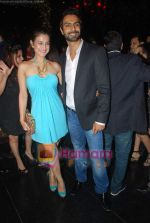 Amisha Patel, Ashmit Patel at Ashmit Patel_s birthday bash in Veda on 13th Jan 2011 (9).JPG