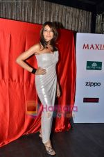 Bipasha Basu at the Maxim cover launch in Hype on 13th Jan 2011 (33).JPG