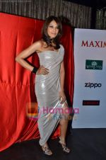Bipasha Basu at the Maxim cover launch in Hype on 13th Jan 2011 (49).JPG