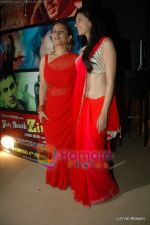 Divya Dutta, Aditi Rao Hydari at Yeh Saali Zindagi music launch in Marimba Lounge on 13th Jan 2011 (8).JPG
