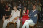 Irrfan Khan, Chitrangda Singh, Arunoday Singh, Aditi Rao Hydari at Yeh Saali Zindagi music launch in Marimba Lounge on 13th Jan 2011 (60).JPG