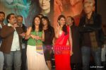 Irrfan Khan, Kunal Ganjawala, Prakash Jha, Sunidhi Chauhan, Chitrangda Singh, Arunoday Singh, Aditi Rao Hydari,Sudhir Mishra at Yeh Saali Zindagi music launch in Marimba Lounge on 13th Jan 2.JPG