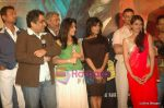 Irrfan Khan, Kunal Ganjawala, Prakash Jha, Sunidhi Chauhan, Chitrangda Singh, Arunoday Singh, Aditi Rao Hydari,Sudhir Mishra at Yeh Saali Zindagi music launch in Marimba Lounge on 13th Jan 2011 (69).JPG