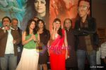 Kunal Ganjawala, Prakash Jha, Sunidhi Chauhan, Chitrangda Singh, Arunoday Singh, Aditi Rao Hydari, Sudhir Mishra at Yeh Saali Zindagi music launch in Marimba Lounge on 13th Jan 2011 (68).JPG
