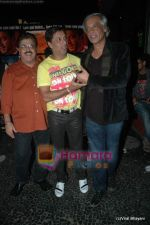 Madhur Bhandarkar, Sudhir Mishra at Yeh Saali Zindagi music launch in Marimba Lounge on 13th Jan 2011 (3).JPG