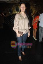 Manyata Dutt at Ashmit Patel_s birthday bash in Veda on 13th Jan 2011 (5).JPG