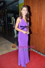 Sara Khan at Ashmit Patel_s birthday bash in Veda on 13th Jan 2011 (5).JPG