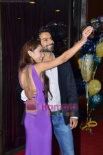 Sara Khan, Ashmit Patel at Ashmit Patel_s birthday bash in Veda on 13th Jan 2011 (2).JPG
