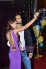 Sara Khan, Ashmit Patel at Ashmit Patel_s birthday bash in Veda on 13th Jan 2011 (222).JPG