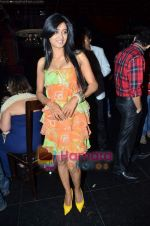 Shweta Tiwari at Ashmit Patel_s birthday bash in Veda on 13th Jan 2011 (10).JPG
