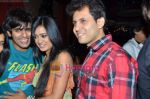 Shweta Tiwari at Ashmit Patel_s birthday bash in Veda on 13th Jan 2011 (6).JPG