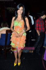 Shweta Tiwari at Ashmit Patel_s birthday bash in Veda on 13th Jan 2011 (8).JPG