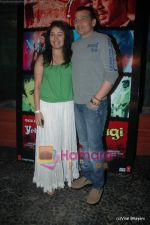 Sunidhi Chauhan at Yeh Saali Zindagi music launch in Marimba Lounge on 13th Jan 2011 (4).JPG