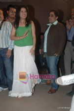 Sunidhi Chauhan, Kunal Ganjawala at Yeh Saali Zindagi music launch in Marimba Lounge on 13th Jan 2011 (4).JPG