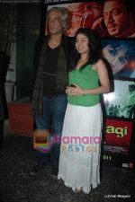 Sunidhi Chauhan, Sudhir Mishra at Yeh Saali Zindagi music launch in Marimba Lounge on 13th Jan 2011 (156).JPG
