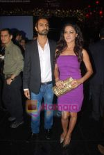 Veena Malik, Ashmit Patel at Ashmit Patel_s birthday bash in Veda on 13th Jan 2011 (2).JPG