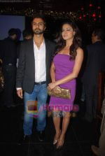 Veena Malik, Ashmit Patel at Ashmit Patel_s birthday bash in Veda on 13th Jan 2011 (3).JPG