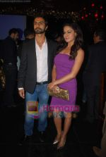 Veena Malik, Ashmit Patel at Ashmit Patel_s birthday bash in Veda on 13th Jan 2011 (4).JPG