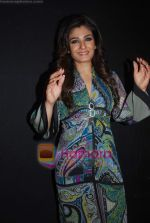 Raveena Tandon at Day 1 of Chivas Studiio in Mahalaxmi Race Course on 14th Jan 2011 (12).JPG
