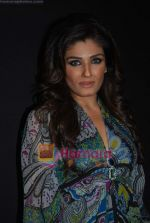 Raveena Tandon at Day 1 of Chivas Studiio in Mahalaxmi Race Course on 14th Jan 2011 (82).JPG