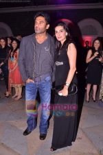Sunil Shetty, Mana Shetty at Rose fashion show in Taj Hotel on 14th Jan 2011 (6).JPG