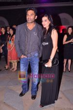 Sunil Shetty, Mana Shetty at Rose fashion show in Taj Hotel on 14th Jan 2011 (8).JPG