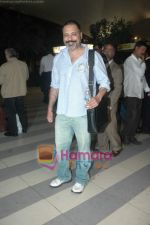 Bunty Walia arrive from Singapore in Airport on 11th Jan 2011 (2).JPG