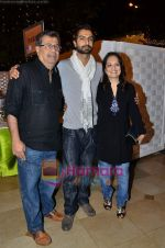 Ashmit Patel at Blue Sea food festival in Worli, Mumbai on 16th Jan 2011 (4).JPG