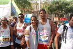 Milind Soman at Standard Chartered Mumbai Marathon 2011 in Mumbai on 16th Jan 2011 (2).JPG