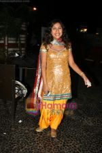 Vibha Anand at Zee Tv_s Sanskar Laxmi opening show bash in Marimba Lounge on 17th Jan 2011 (3).JPG