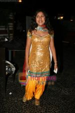Vibha Anand at Zee Tv_s Sanskar Laxmi opening show bash in Marimba Lounge on 17th Jan 2011 (4).JPG